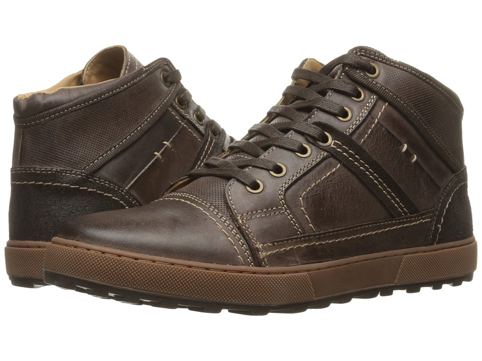 Steve Madden Holsten (Dark Brown) Men