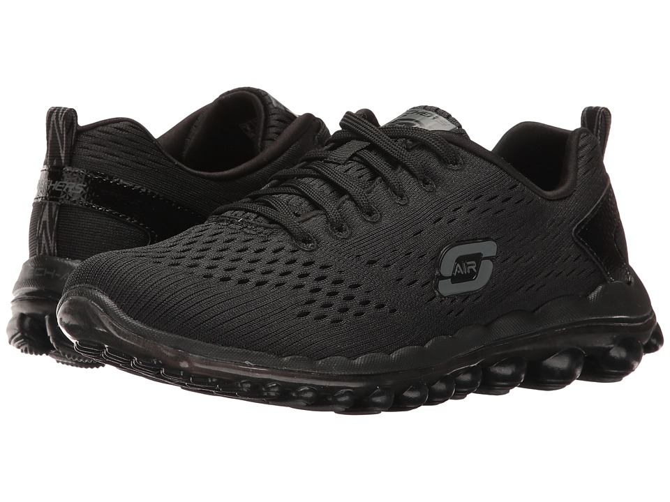 SKECHERS - Skech-Air 2.0 - Aim High (Black) Women's Shoes