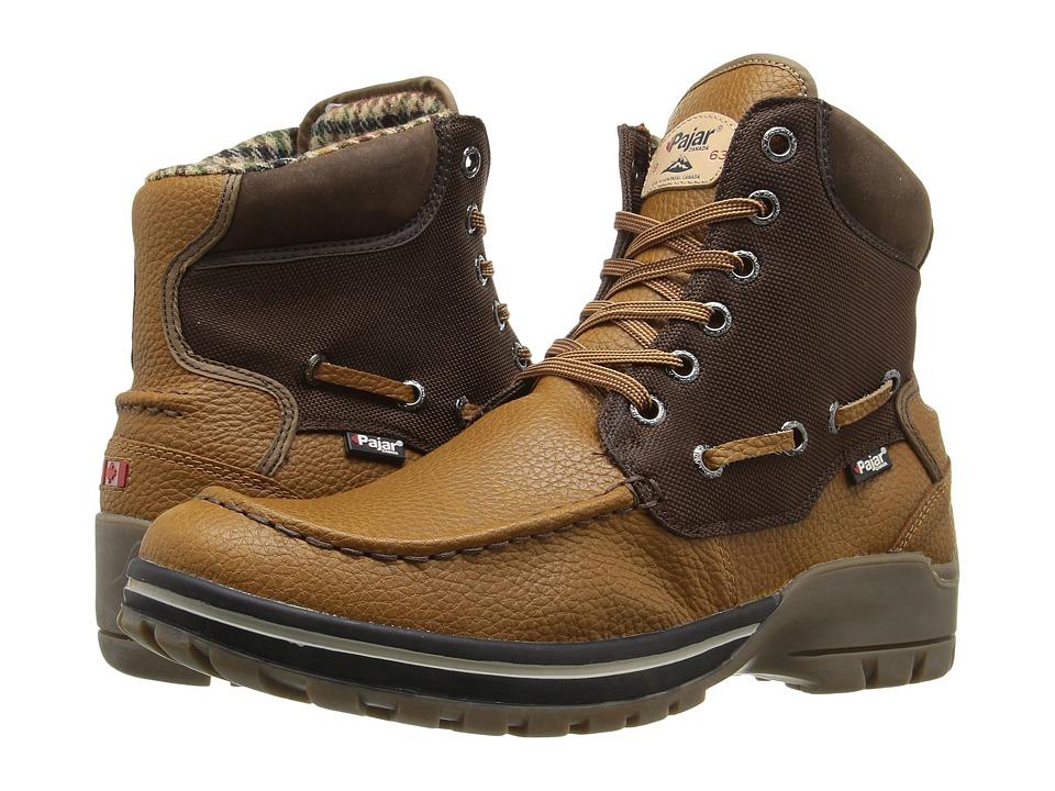 Pajar CANADA - Brent (Honey/Brown) Men's Shoes