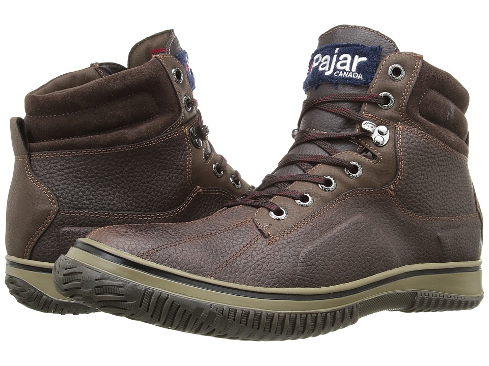 Pajar CANADA - Gerardo (Dark Brown/Dark Brown) Men's Shoes