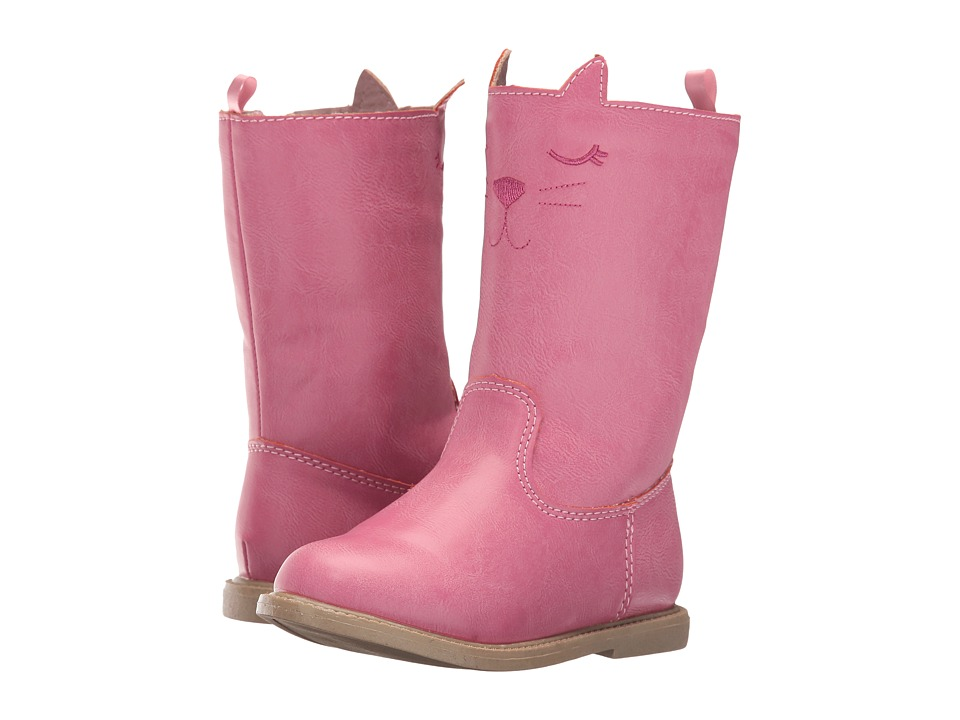 Carters - Pity (Toddler/Little Kid) (Pink) Girl's Shoes