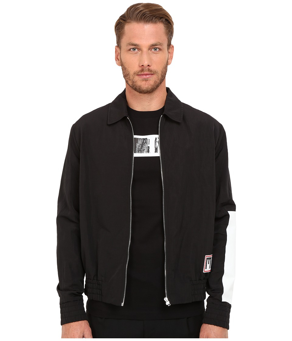 McQ - Omotesando Blouson (Darkest Black) Men's Coat