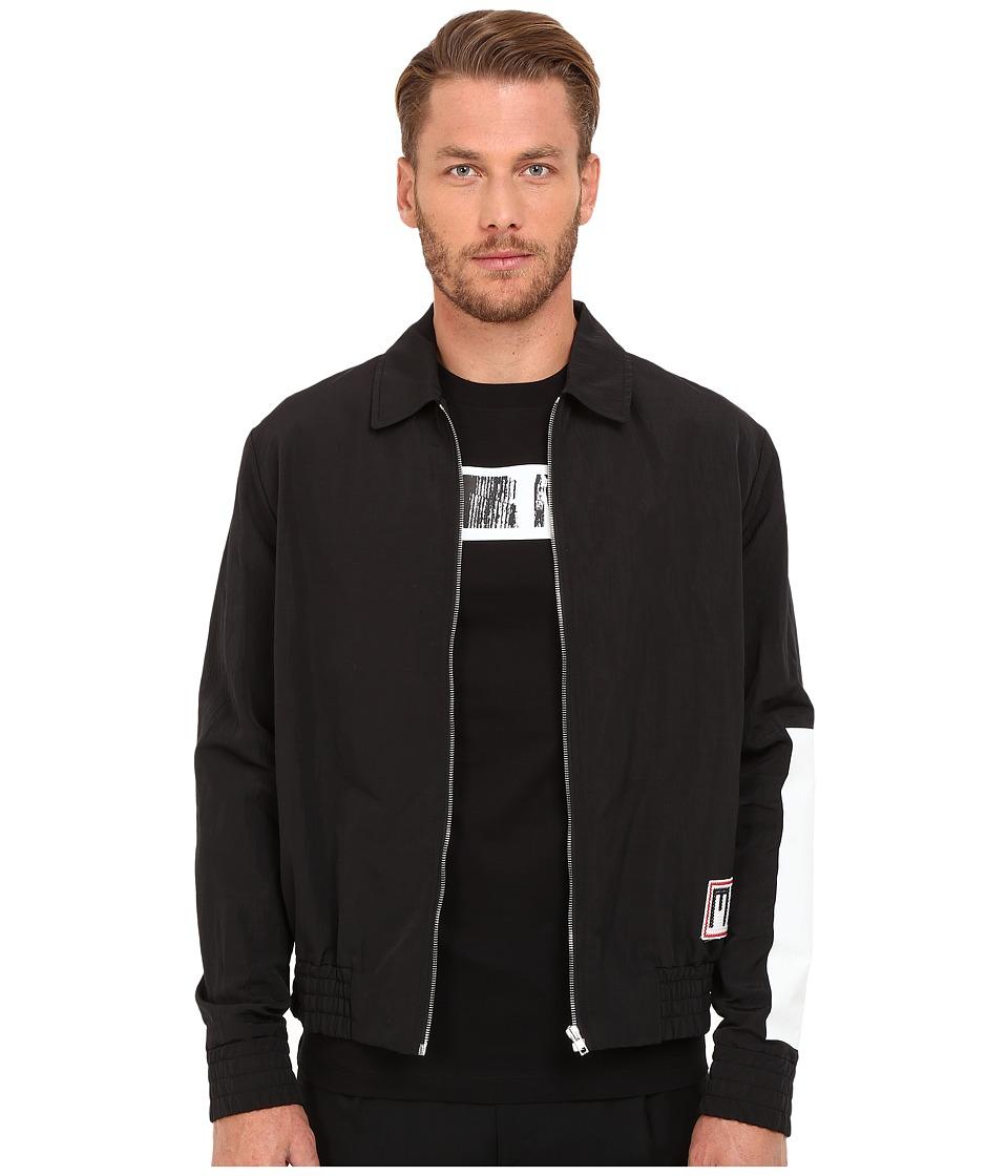 McQ - Omotesando Blouson (Darkest Black) Men's Coat