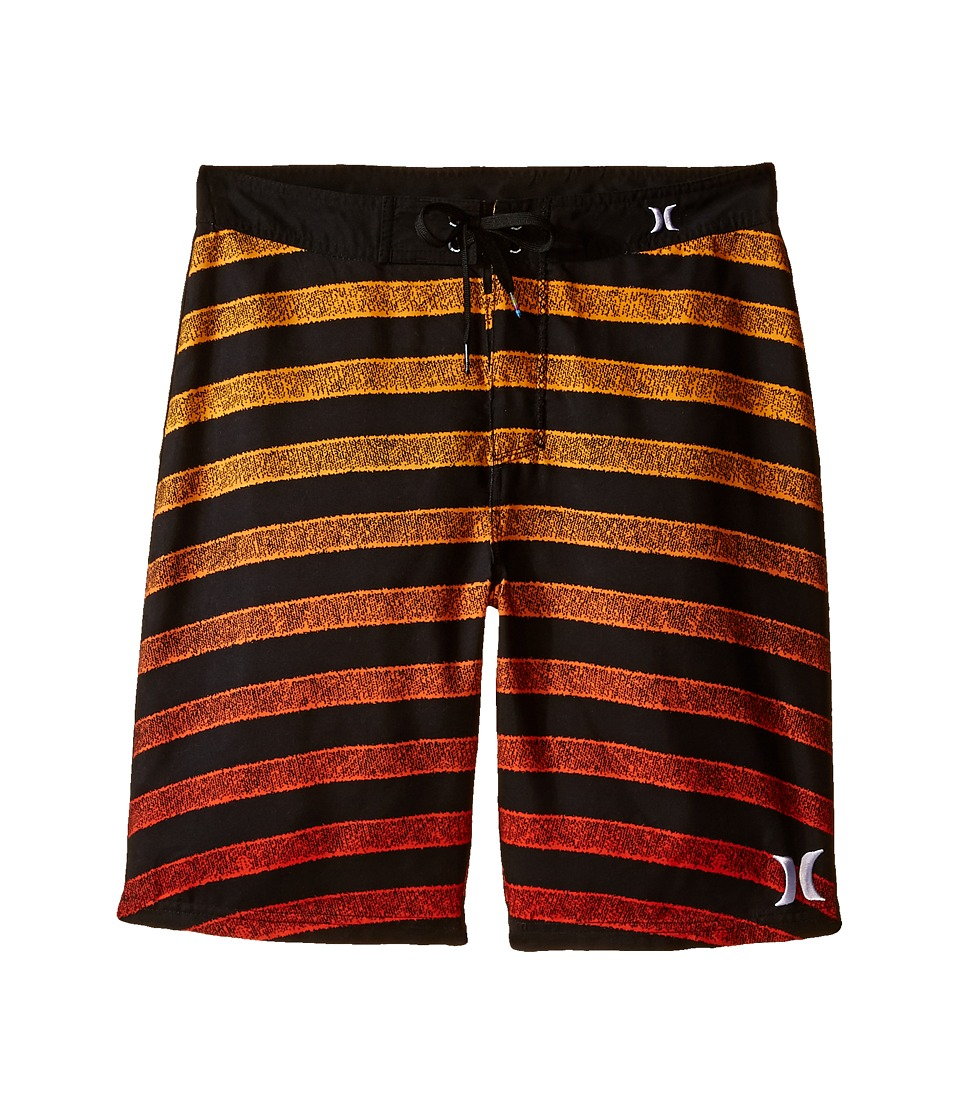 Hurley Kids - Streamline Boardshorts (Big Kids) (Laser Orange) Boy's Swimwear