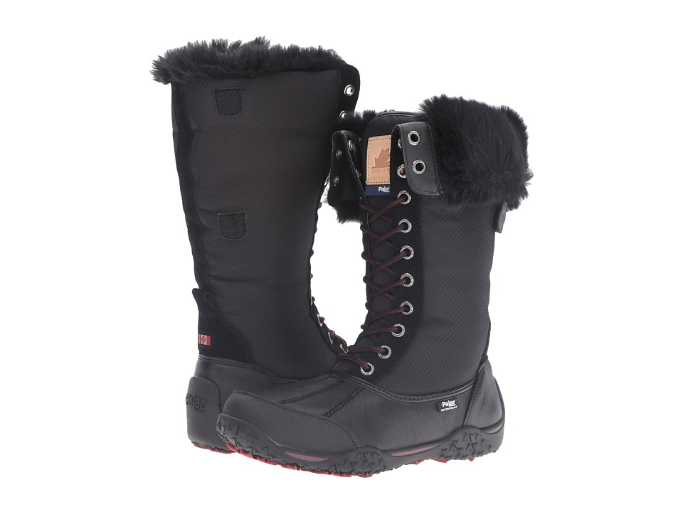 Pajar CANADA - Genevieve (Black/Black) Women's Shoes