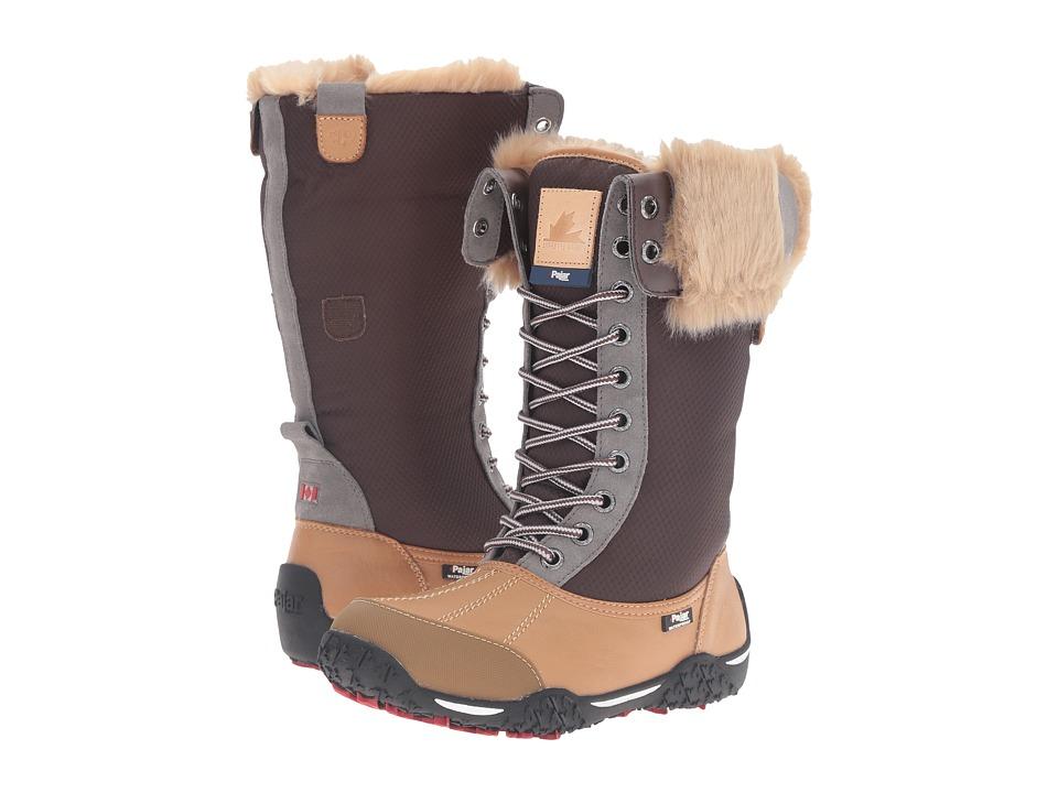 Pajar CANADA - Genevieve (Honey/Dark Brown) Women's Shoes