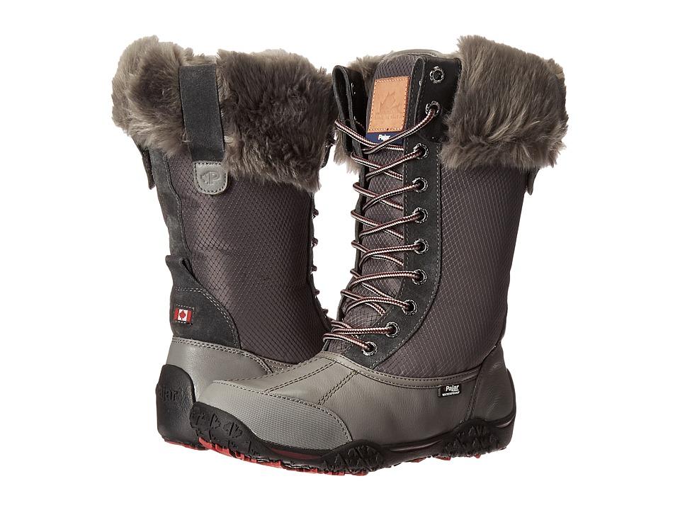 Pajar CANADA - Genevieve (Deep Grey/Dark Grey) Women's Shoes