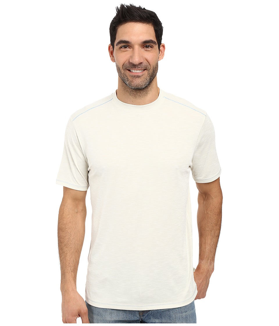 Tommy Bahama - Paradise Around S/S Tee (Coconut Cream) Men's T Shirt