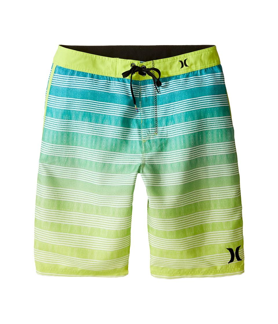 Hurley Kids - Sunset Boardshorts (Big Kids) (Cyber) Boy's Swimwear