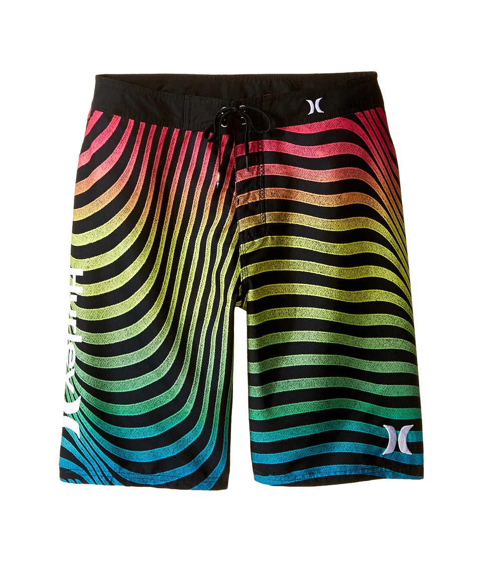 Hurley Kids - Geo Boardshorts (Big Kids) (Multi) Boy's Swimwear