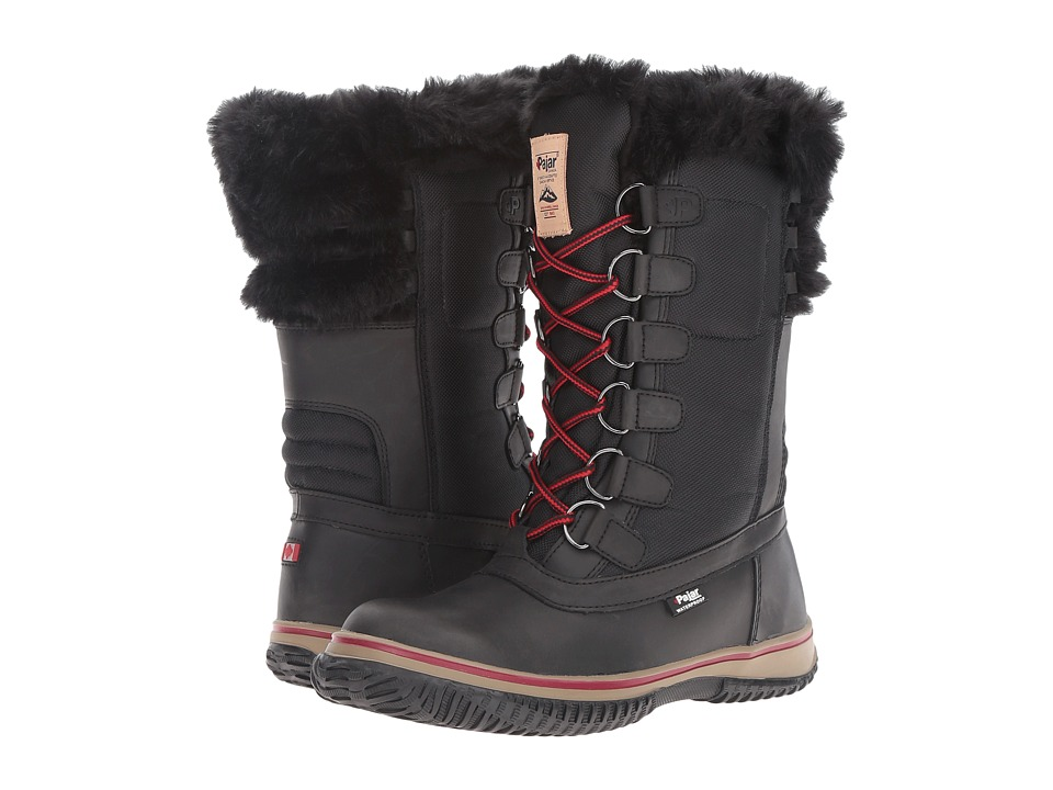 Pajar CANADA - Ice Hi (Black/Black) Women's Shoes