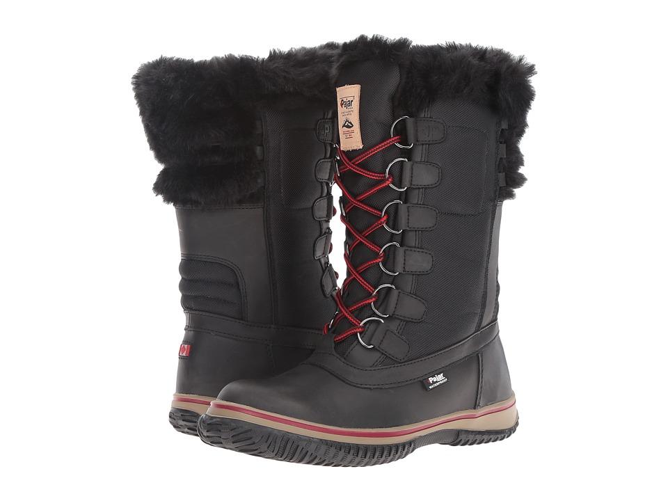 Pajar CANADA - Ice Hi (Black/Black) Women's Shoes