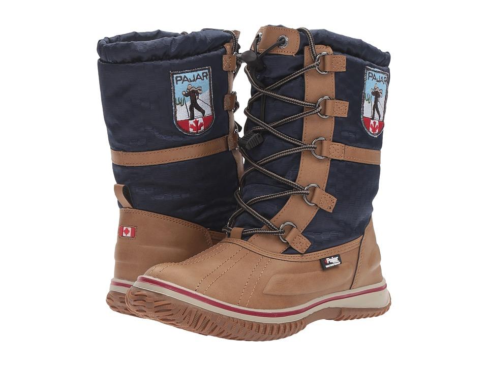 Pajar CANADA - Grace (Tan/Navy) Women's Shoes