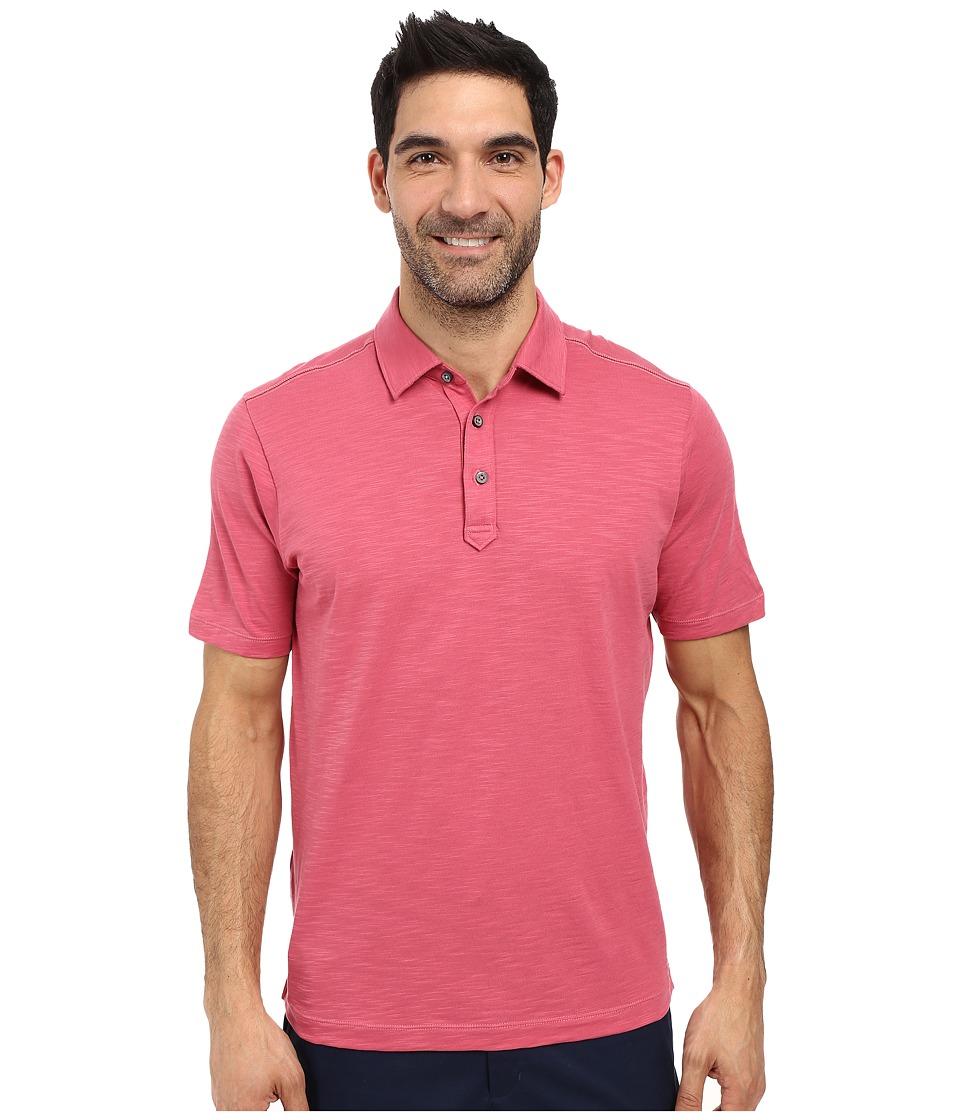 Tommy Bahama - Portside Player Spectator Polo (Gelato) Men's Clothing