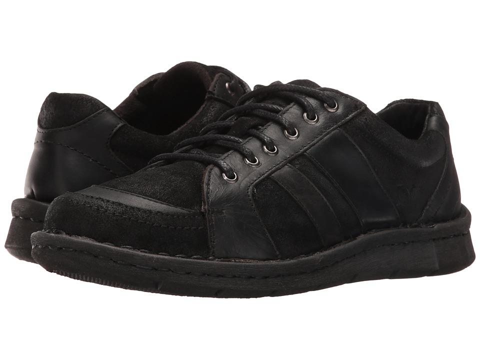Born - Mimas (Black/Black Combo) Women's Lace up casual Shoes