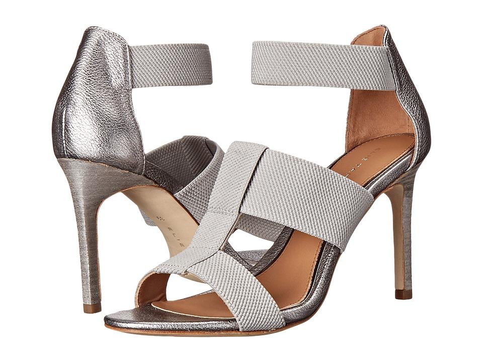 Tahari - Elie Tahari - Seneca (New Silver Elastic/Pewter Club) High Heels