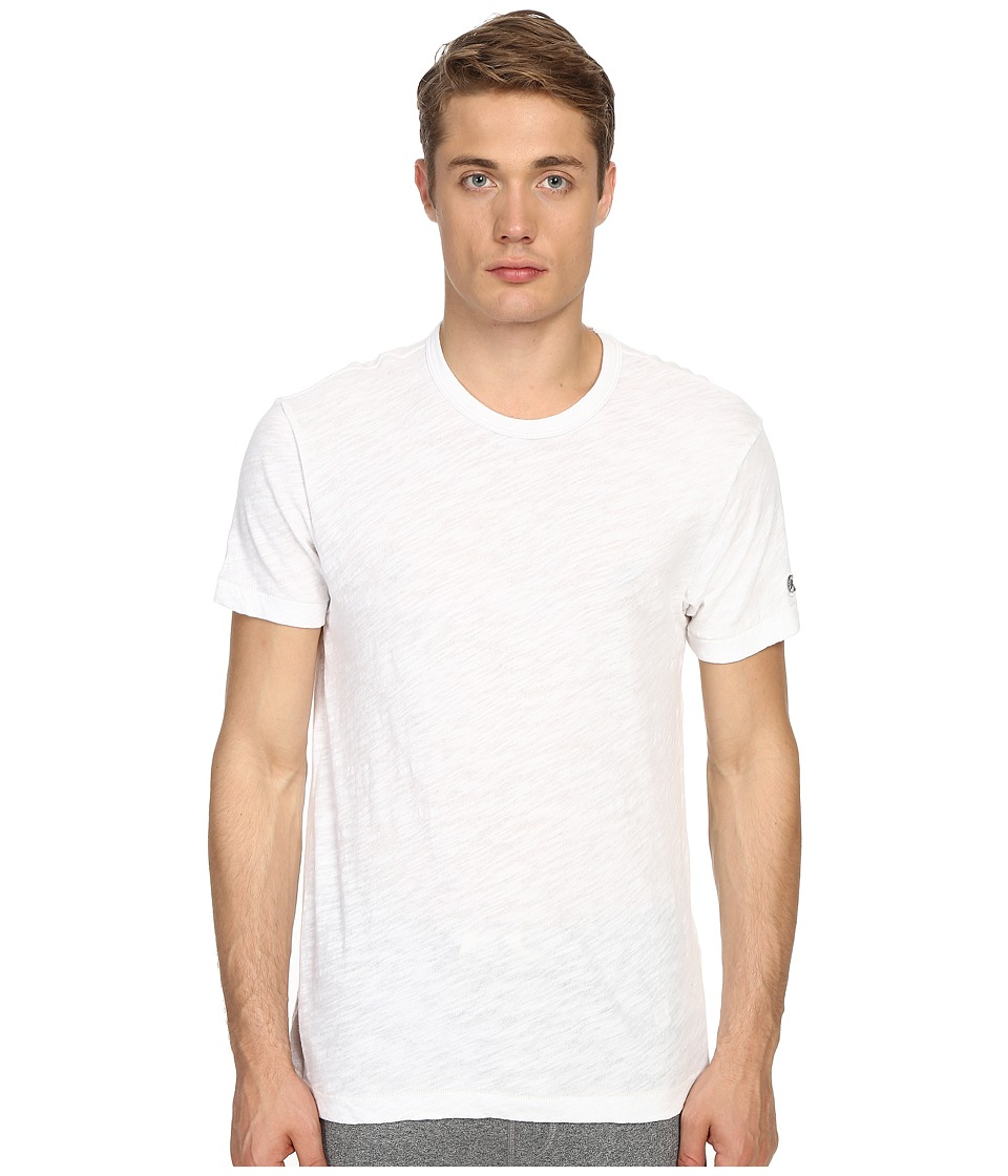 Todd Snyder + Champion - Basic Tee (White) Men's T Shirt