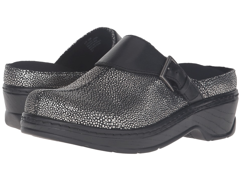 Klogs Footwear - Austin (Silver Stingray) Women's Clog Shoes