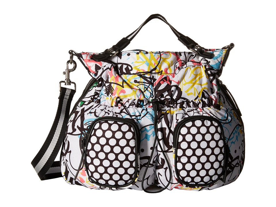 GX By Gwen Stefani - Kalena 2 (Graffiti) Handbags