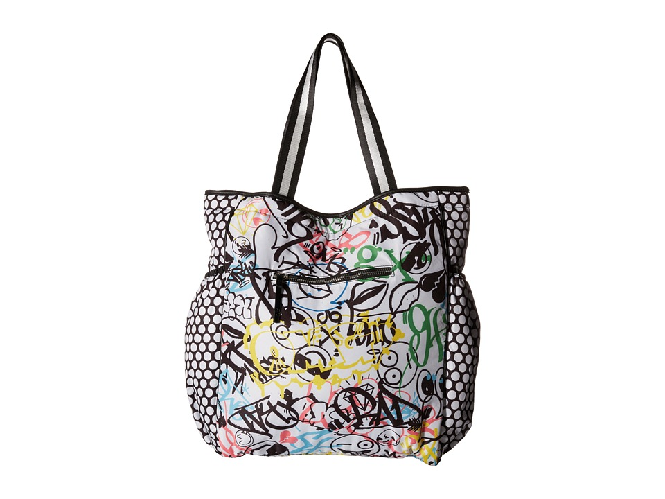 GX By Gwen Stefani - Leni (Graffiti) Handbags