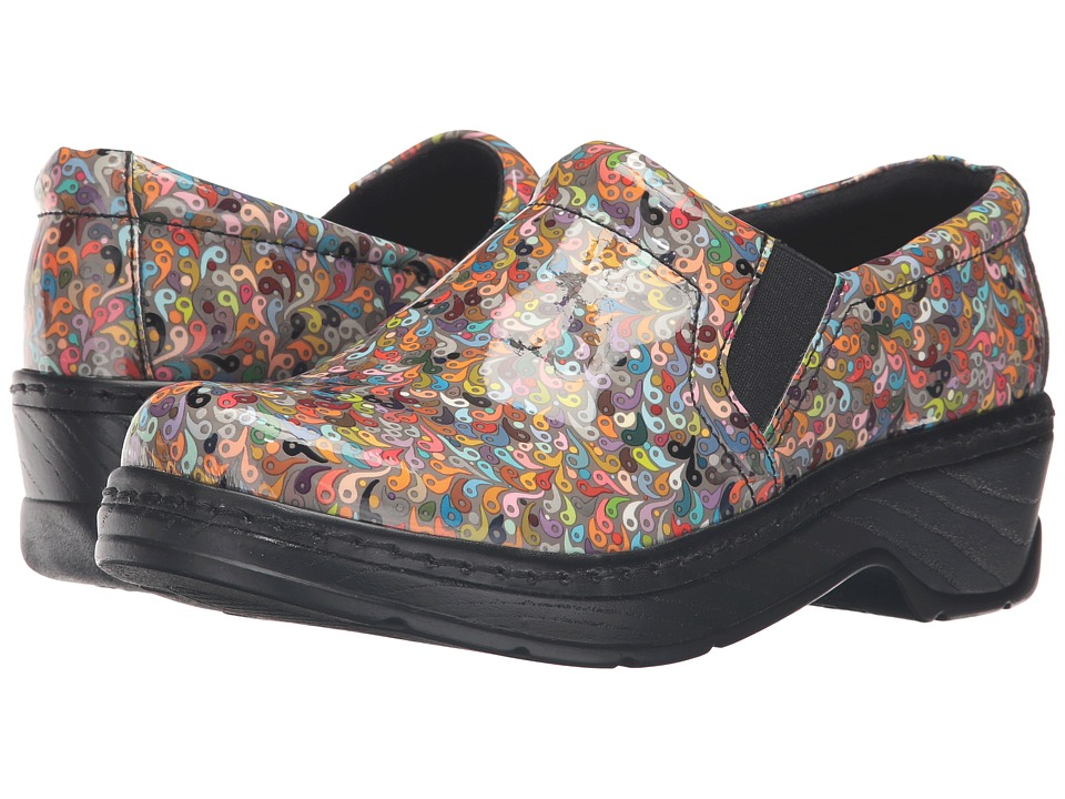 Klogs Footwear - Naples (Geo Paisley) Women's Clog Shoes