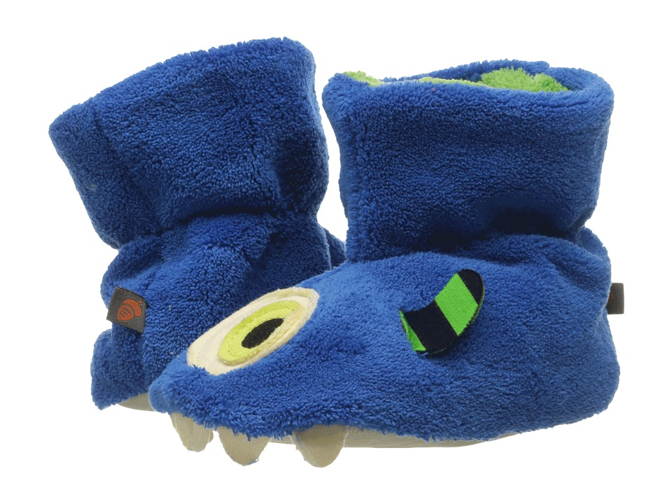 Acorn Kids Easy Critter Bootie (Infant/Toddler) (Monster) Boys Shoes