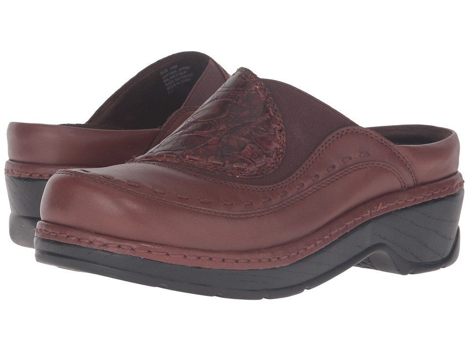 Klogs Footwear - Melbourne (Mustang Eagle) Women's Clog Shoes