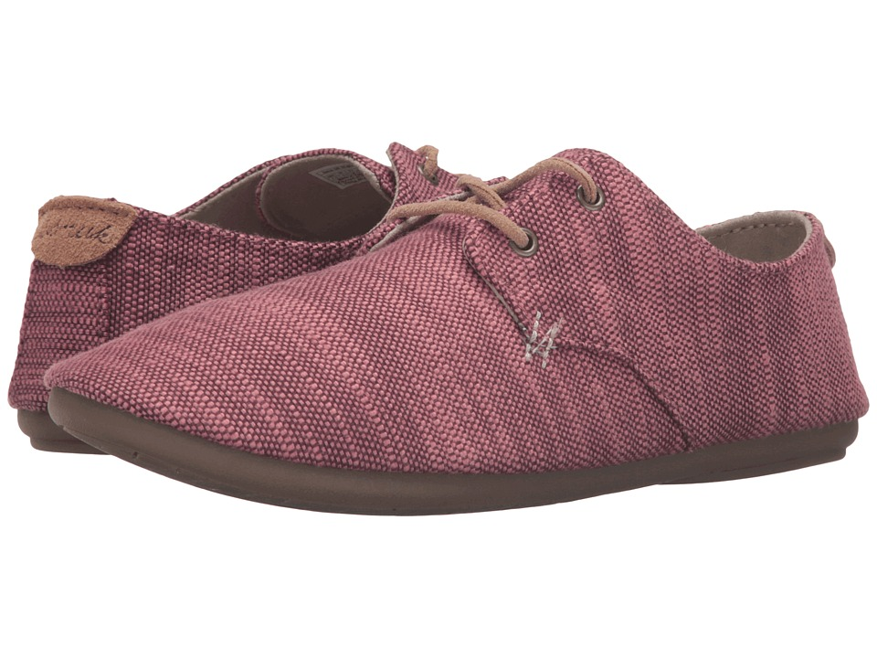 Sanuk - Bianca TX (Rose Slub) Women's Slip on Shoes