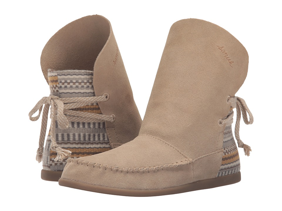 Sanuk Julep (Sand/Natural Bayridge) Women