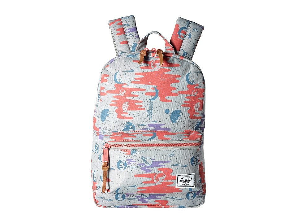 Herschel Supply Co. - Settlement Kids (Little Kids/Big Kids) (Space Explorers Girls) Backpack Bags