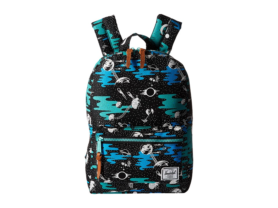 Herschel Supply Co. - Settlement Kids (Little Kids/Big Kids) (Space Explorers Boys) Backpack Bags