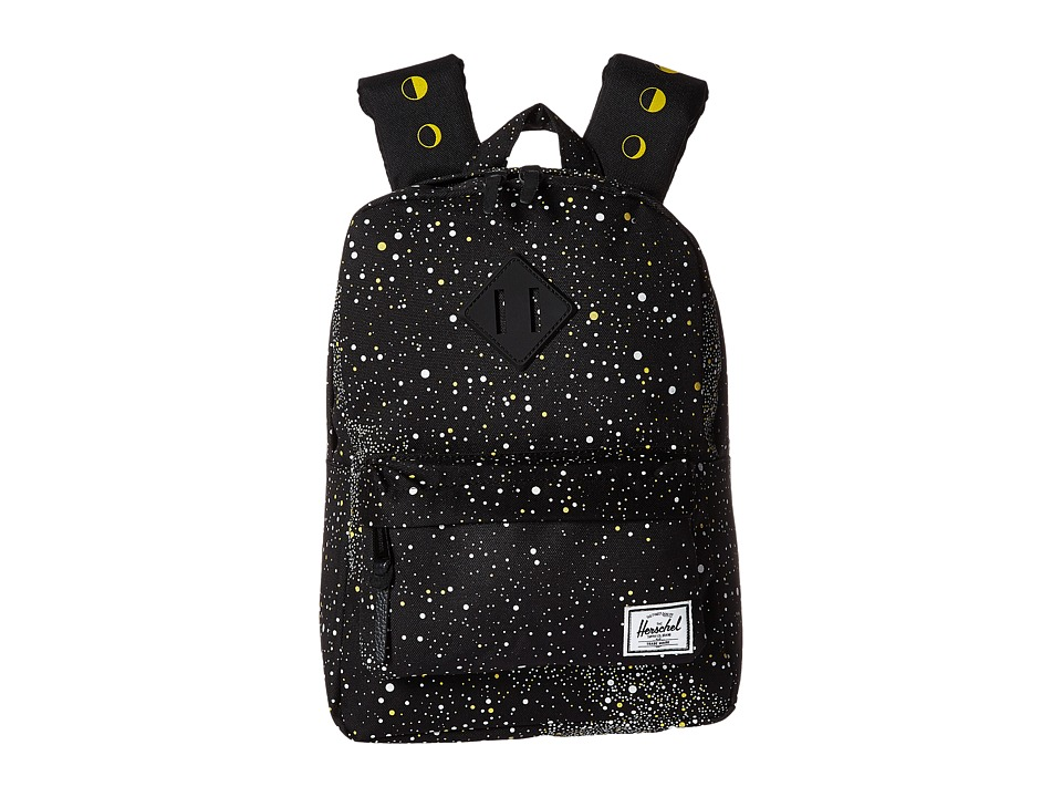 Herschel Supply Co. - Heritage Kids (Little Kids/Big Kids) (Milky Way/Black Rubber) Backpack Bags