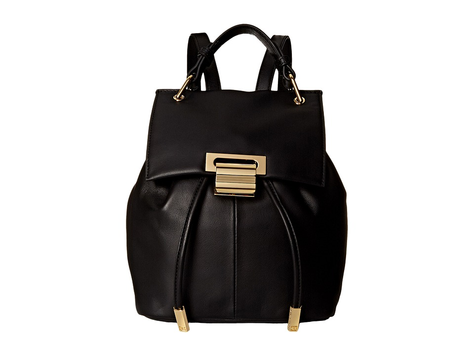 Ivanka Trump - Turner Mini Backpack (Black) Backpack Bags