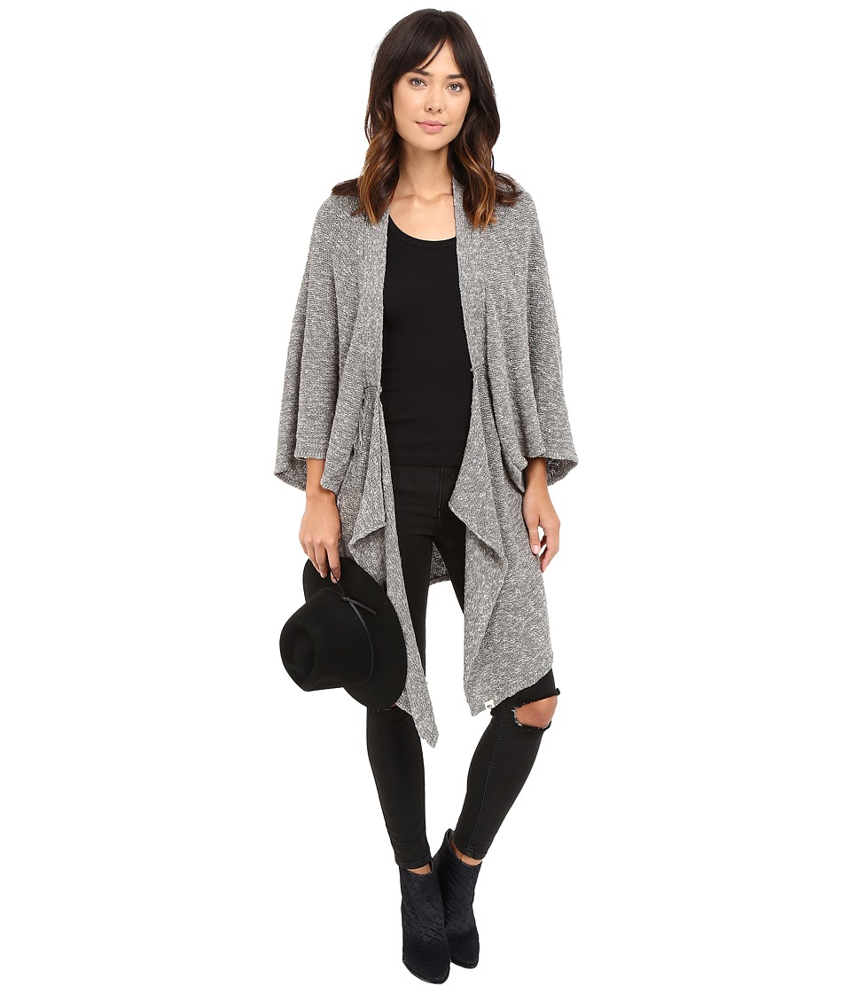 Rip Curl - Lola Cardigan (Grey) Women