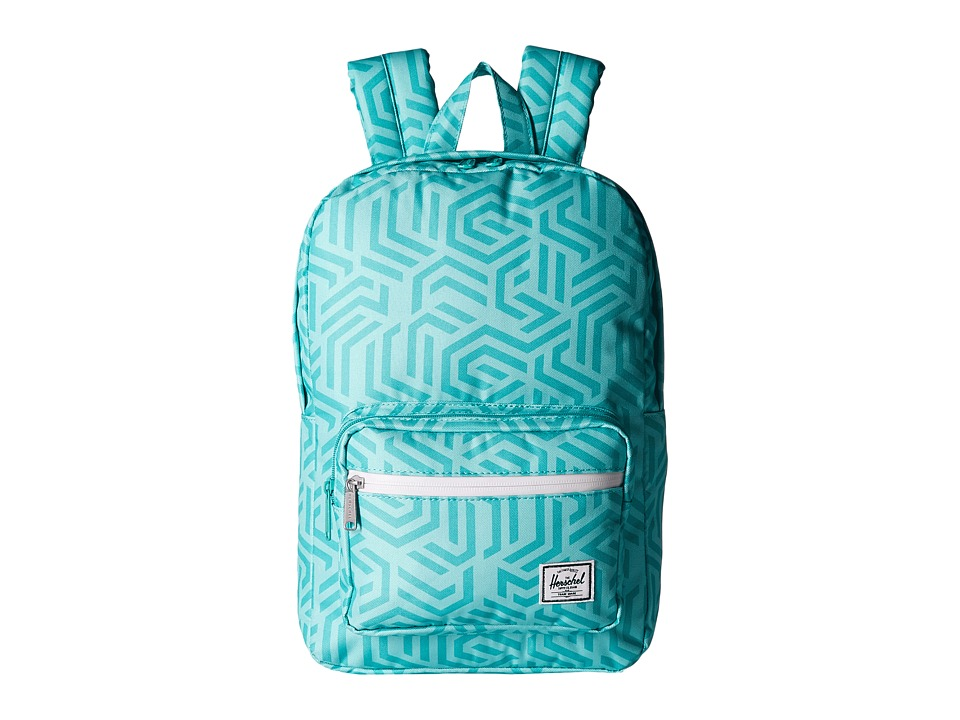 Herschel Supply Co. - Pop Quiz Youth (Teal Metric) Backpack Bags