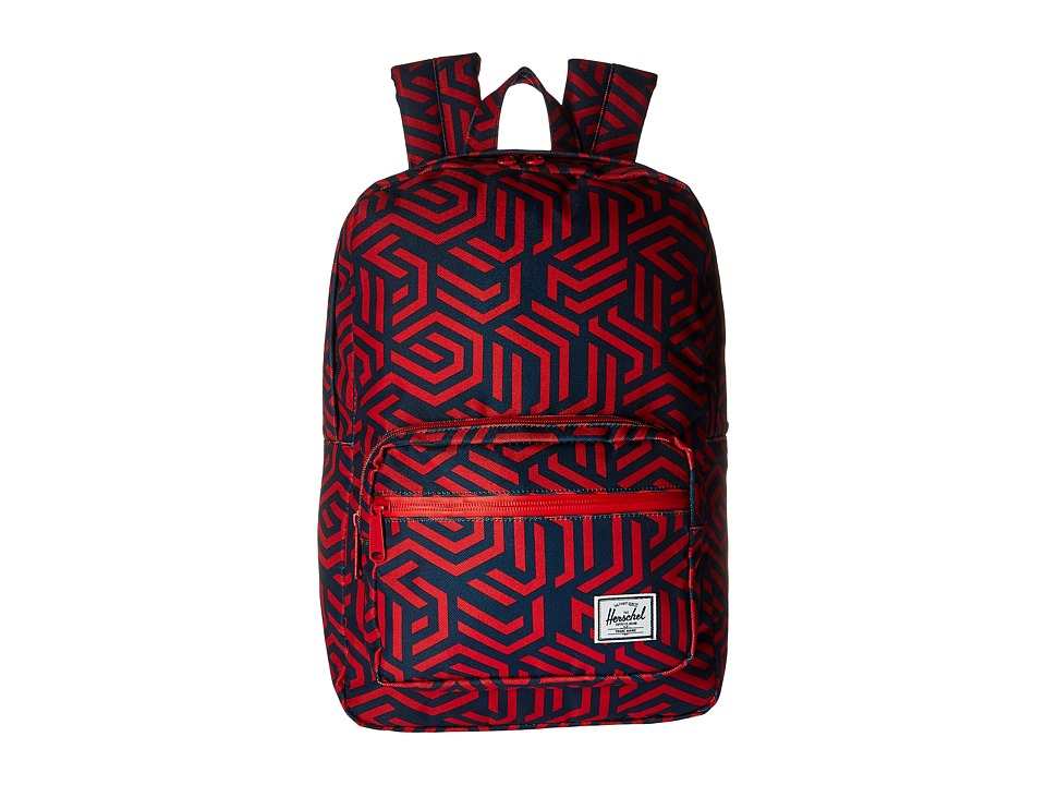 Herschel Supply Co. - Pop Quiz Youth (Navy Metric) Backpack Bags