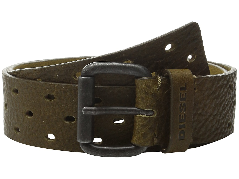 Diesel - B-Groove Belt (Medium/Brown) Men's Belts