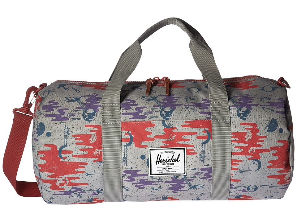 Herschel Supply Co. - Sutton Youth (Space Explorers Girls) Duffel Bags