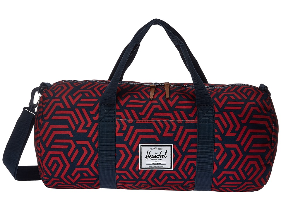 Herschel Supply Co. - Sutton Youth (Navy Metric) Duffel Bags