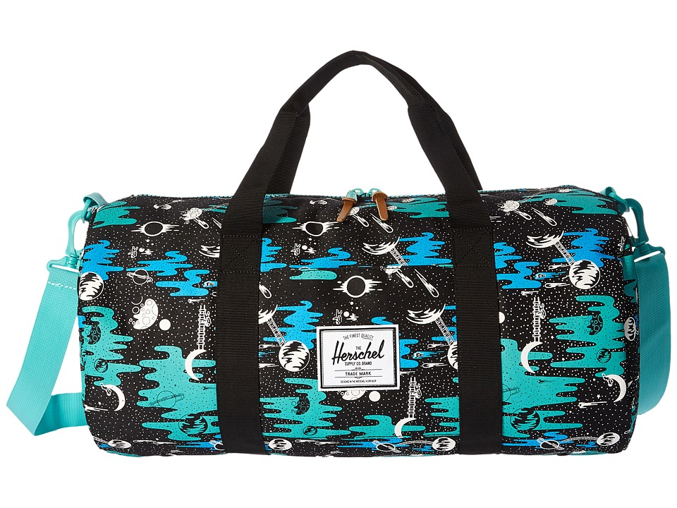 Herschel Supply Co. - Sutton Youth (Space Explorers Boys) Duffel Bags