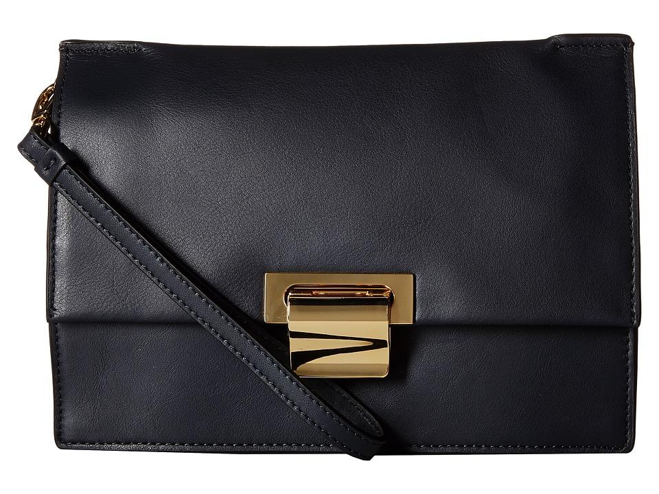 Ivanka Trump - Turner Wristlet Organizer (Midnight) Wristlet Handbags