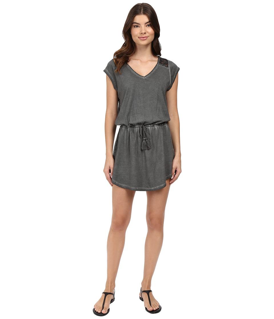 Rip Curl Skylark Dress (Dark Grey) Women