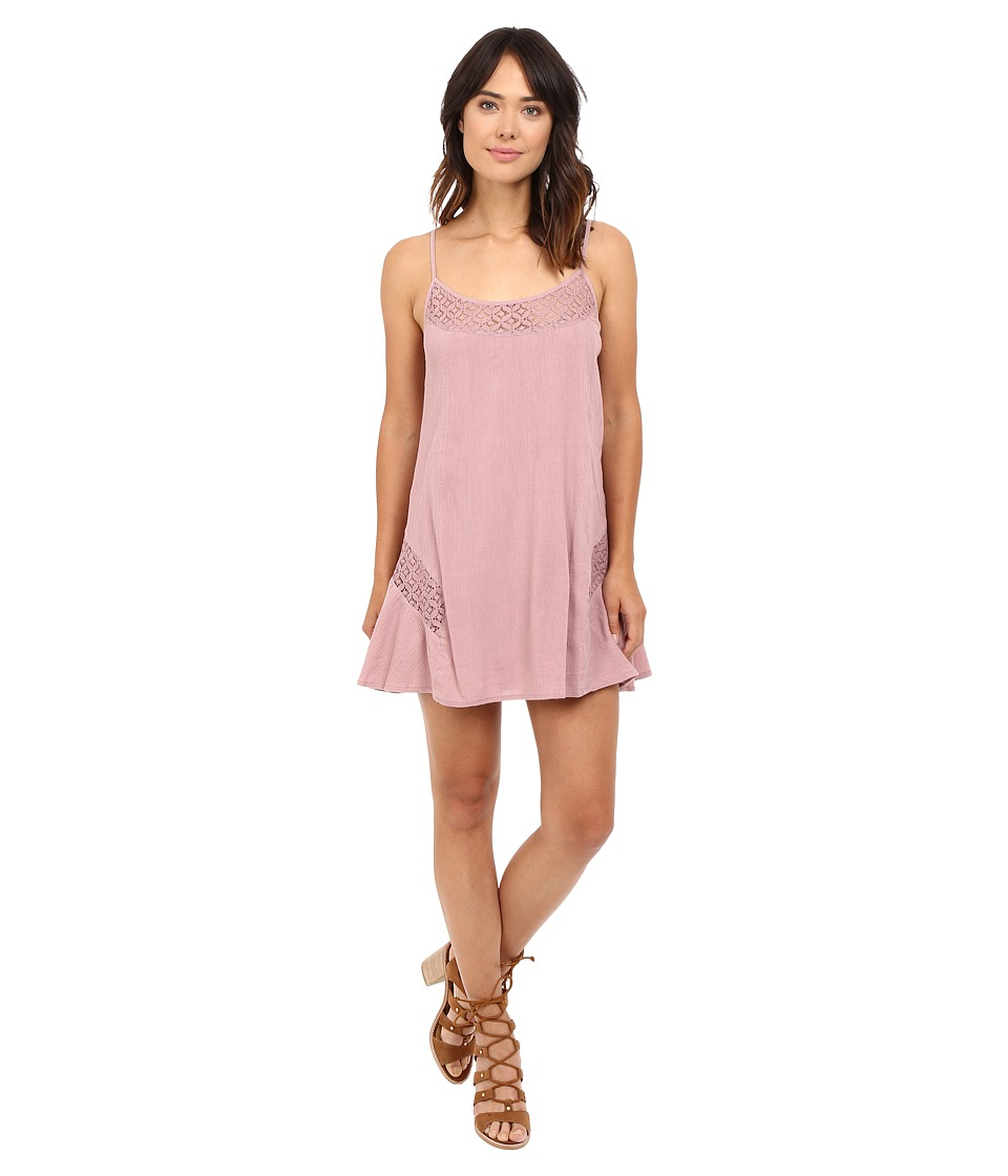 Rip Curl Dreamscape Dress (Dusty Rose) Women
