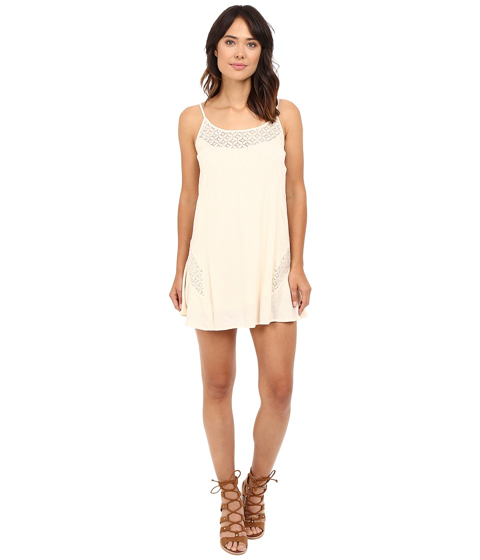 Rip Curl - Dreamscape Dress (Natural) Women's Dress