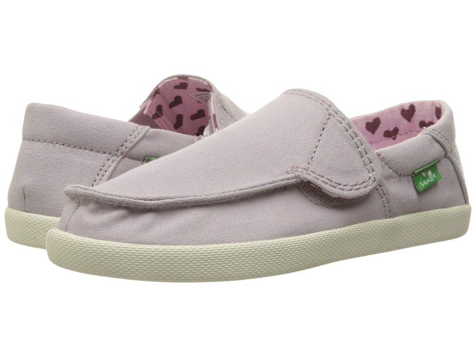 Sanuk Kids - Sideskip (Toddler/Little Kid) (Cloud Purple) Girls Shoes
