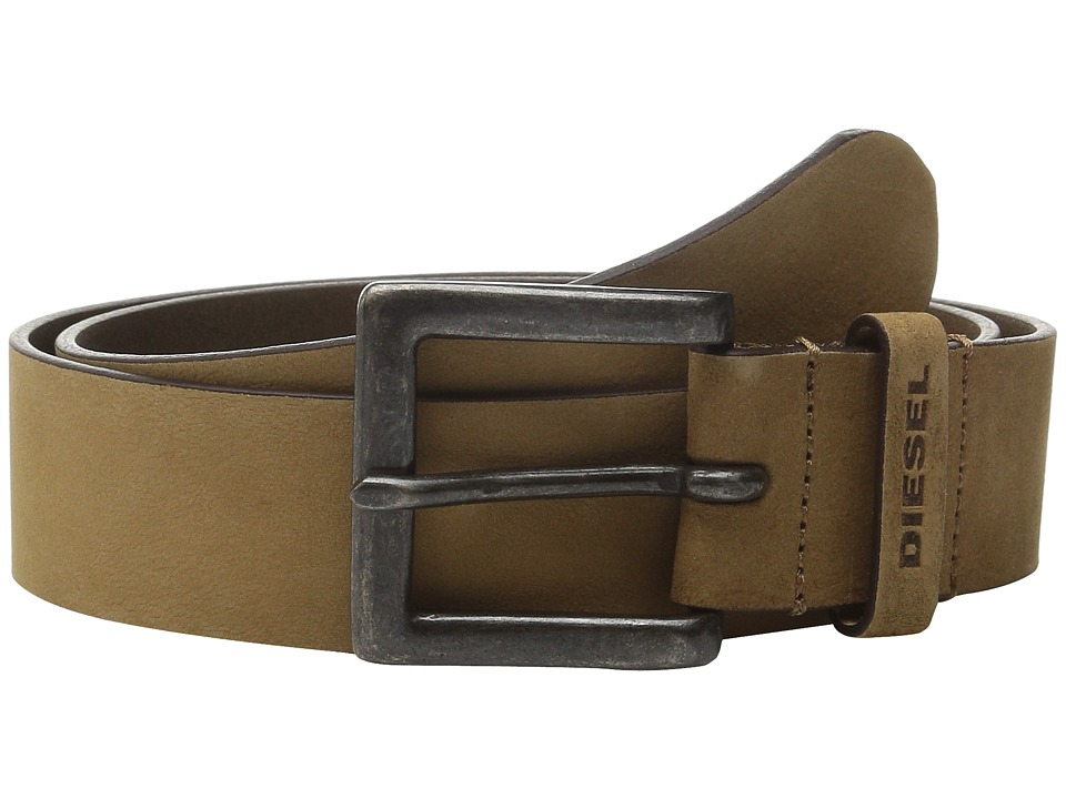 Diesel - B-Solid Belt (Light/Brown) Men's Belts