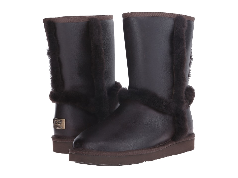 UGG - Carter (Chocolate) Women's Boots