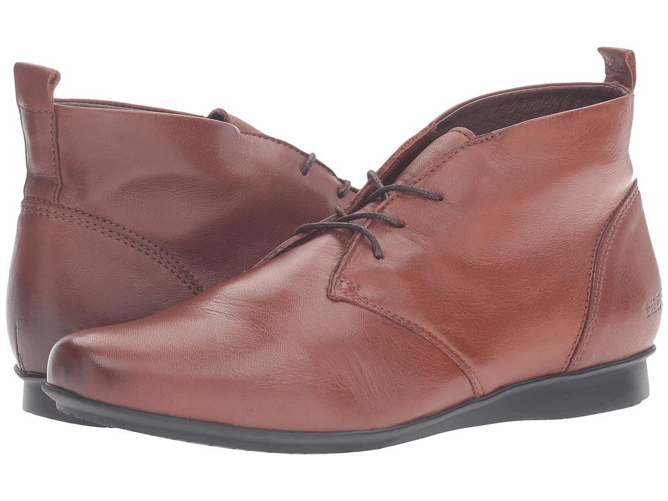 Taos Footwear Robin (Deep Cognac) Women