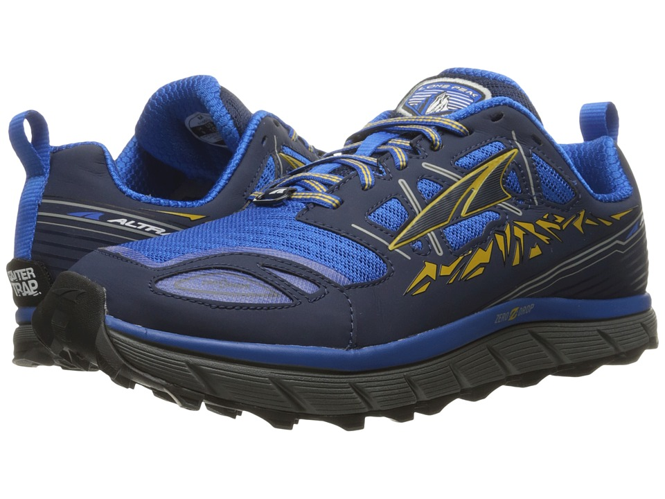 Altra Footwear - Lone Peak 3 (Blue) Men's Shoes