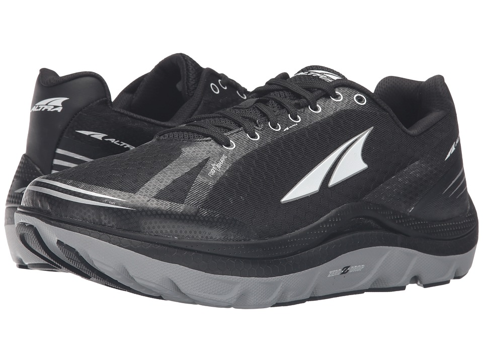 Altra Footwear - Paradigm 2 (Black) Men's Shoes